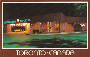 Canada Ontario Toronto Carlingview Airport Inn