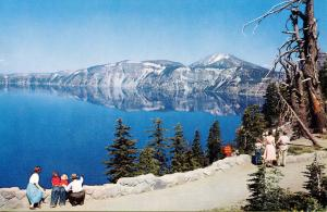 OR - Crater Lake (Union Pacific Railroad)