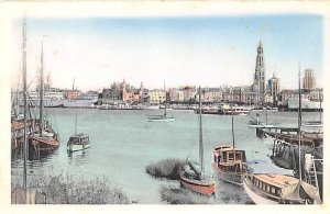 La Rade Anvers Belgium Unused