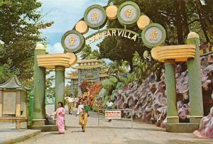Singapore Haw Par Villa Gate-Way to the Fmaous Villa, Pasir Panjang