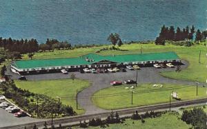Port Hawksbury Motel & Licenced Restaurant, Alberta, Canada, 1950-1960s