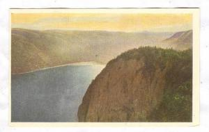 Picture of the Saguenay River from the Summit of Cape Eternity, Quebec, Canad...