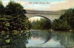 Massachusetts Newton The Echo Bridge