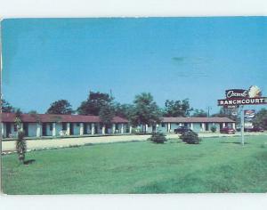 Pre-1980 MOTEL SCENE Pensacola Florida FL G7695