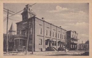 Hotel de Ville , FARNHAM , Quebec , Canada , 1910-20s