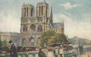 Ville de PARIS , France , 1900-1910´s ; Norte Dame ; TUCK 7169