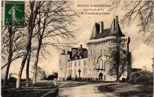 CPA Chateau de Montmuran- Les Iffs (I.-et-V.) a M.le Comte de la Vileon(584705)