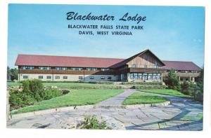 Blackwater Lodge Blackwater Falls State Park Davis WV