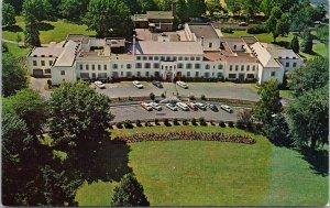 Shriners Hospital Portland OR Oregon Aerial View Unused Vintage Postcard F46