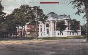 Barker Public Library Dunkirk New York