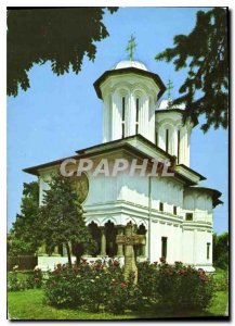 Postcard Modern Rimnicu Vilcea Biserica Maica Domnului