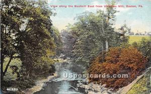 Bushkill East, Willshire Mill -pa_qq_9351