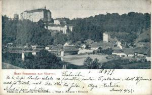 Czech Republic Hrad Sternberk Nad Sázavou 02.33