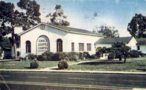 Grace Gospel Chapel St Petersburg FL 1957