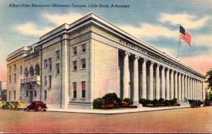 Arkansas Little Rock Albert Pike Memorial Masonic Temple