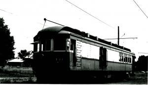 IA - Denver, July 20, 1946. Waterloo, Cedar Falls & Northern RR *RPPC (Photo,...