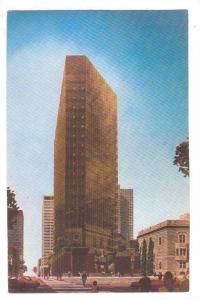 L'Edifice De L'Alliance Mutuelle-Vie, Montreal, Quebec, Canada, 1975