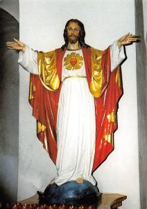 Servitenkirche Innsbruck Jesus Christ Statue Church