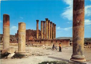 BR3617 Arthemis Temple Jerah  jordan