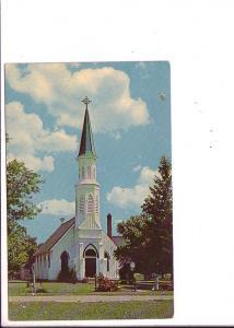 St John's Anglican Church, Walpole Island, Wallacebourg, Ontario,
