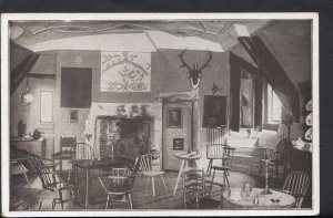 Yorkshire Postcard- King's Bedchamber, The King Richard House, Scarborough C1325