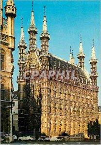 Modern Postcards Leuven Stadhuis (1448) Leuven Town Hall