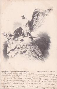 Belgium Waterloo Monument des Francais 1904