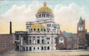 The Christian Science Church, BOSTON, Massachusetts, PU-1907