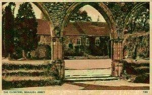Beaulieu Abbey The Cloisters Postcard