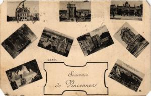 CPA Souvenir de Vincennes (259947)