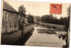 CPA Montsurs-Vieilles maisons sur la Jouanne (186494)
