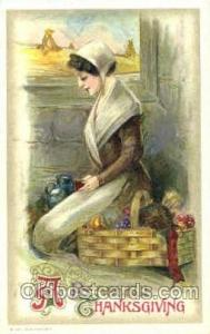 Artist Samual Schmucker, John Winsch Publishing 1911 postal unused unknown