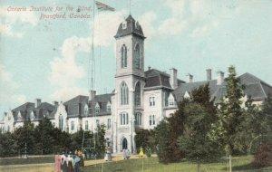 BRANTFORD , Ontario , PU-1909, Ontario Institute for the Blind