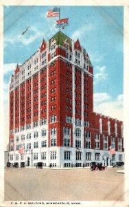 Minnesota Minneapolis Y M C A Building