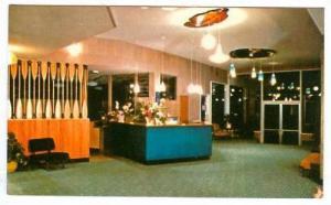 [BC] : Shoreline Motel , Nanaimo , B.C. , Canada,  50-60s