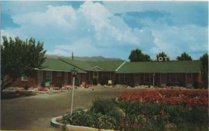 Clearfield, Utah, Early View of The Alana Motel
