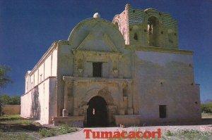 Tumacacori Kino Mission Tucson Arizona