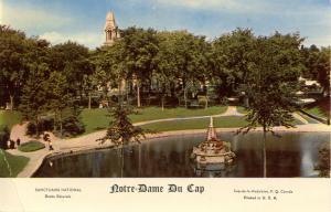Canada - Quebec. Notre Dame du Cap