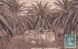 Algeria Alger Une Noria 1927