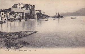 Calvi , France  , 00-10s ; Le Golfe et la Ville