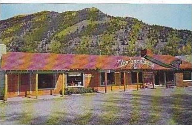Colorado Lake City The Sportsman Restaurant