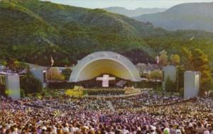 Famous Hollywood Bowl Hollywood California