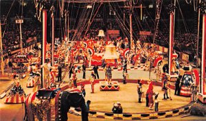 Ringling Brothers Varnum & Bailey Circus Post Cards Super Spectacular Ringlin...