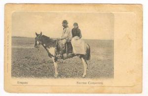 Uruguay, Escenas Campestres, 1890s