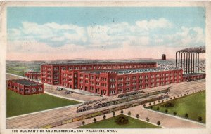 12351 McGraw Tire & Rubber Co., East Palestine, Ohio 1919