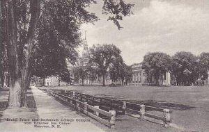 New Hampshire Hanover Senior Fence And Dartmouth College Camps From Hanover I...