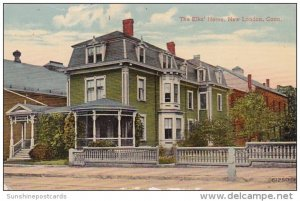 The Elks Home New London Connecticut