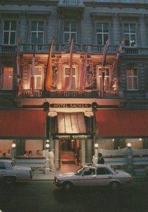 1876 Hotel Sacher Wien Austria  Vintage Postcard