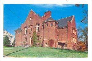 Clement C. Maxwell Library, Bridgewater State College, Bridgewater, Massachus...