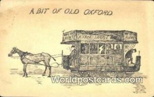 United Kingdom, UK, England, Great Britain Old Oxford Old Oxford